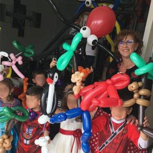Devenez sculpteur sur ballons